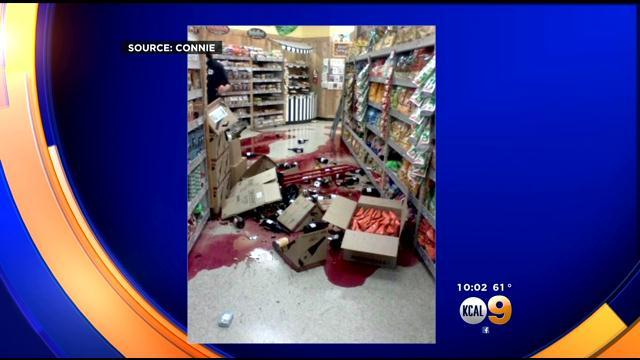 Businesses Regroup, Restock After La Habra Quake