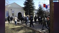 Police Clash With Students In Kosovo, Dozens Reported Injured