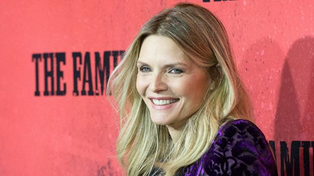 Michelle Pfeiffer 'Dreading' Her Soon-To-Be-Empty Nest
