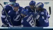 Nikita Kucherov's first NHL goal