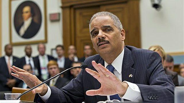 Eric Holder involved in DOJ warrant discussions