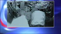 Surveillance released in robbery of jewelry store