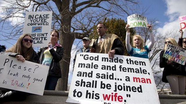 Day two of same-sex marriage cases at SCOTUS
