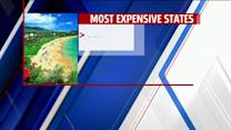 Top 5 Most Expensive States To Live In