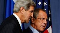 Kerry meets with Russia's foreign minister about Syria