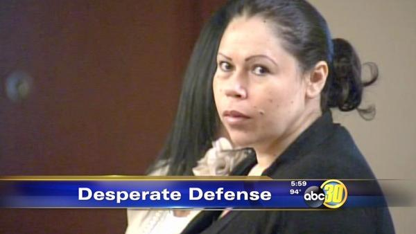 Merced County woman defends herself in murder, kidnap case
