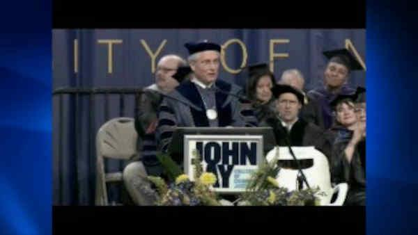 John Jay College changes graudation ceremony