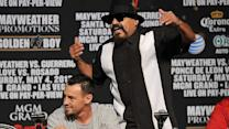 Robert Guerrero's father 'brings the fire'