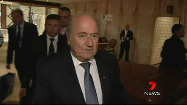 Blatter cleared of corruption