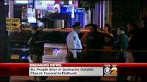Source: 6 Shot At Funeral In Brooklyn