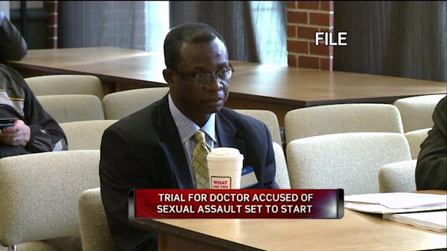 Trial Begins For Doctor Accused Of Sexual Assault