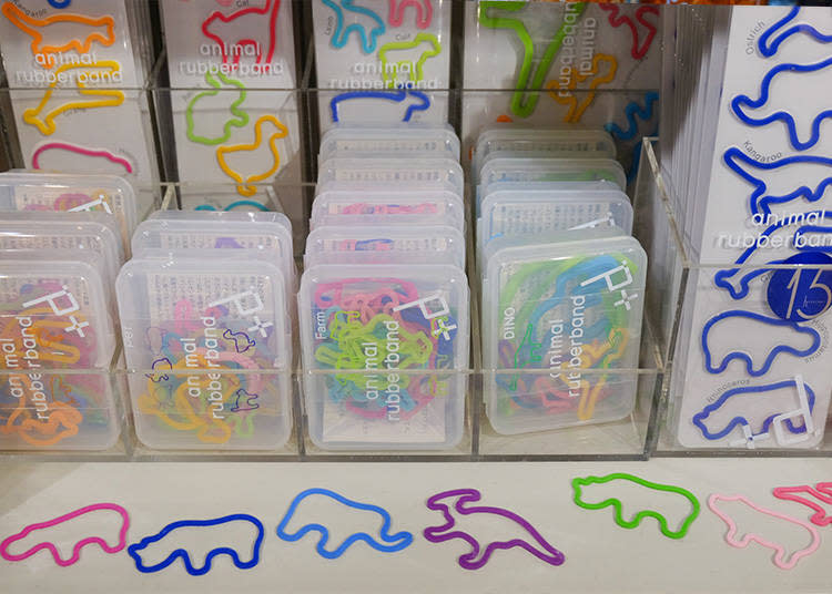 Animal Rubber Band  300~500日圓