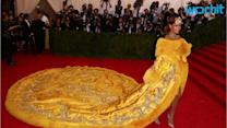 Rihanna's Met Gala Dress Looked Like a Big Protein-packed Breakfast