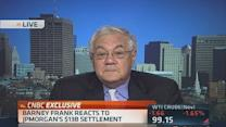 Not a witch hunt against JPM: Frank