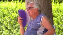 Spain swelters in heat wave