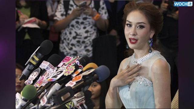 Thai Beauty Queen Steps Down After Calling For Activist Executions