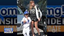 LeAnn Rimes's Inappropriate Outfit at Stepson's T-Ball Game