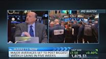 Twitter's 'house of pain': Cramer