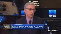 'Sell in May & go away' good for 2016?