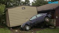 Storms Kill 16 in Texas, Oklahoma; Houston Flooded