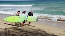 Surf's Up in Puerto Rico with Eric Ripert