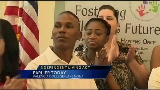 Gov. Rick Scott signs Independent Living Act