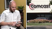 Comcast 'embarrassed' by customer service rep