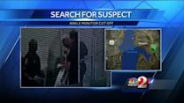 Search on for man accused of molestation