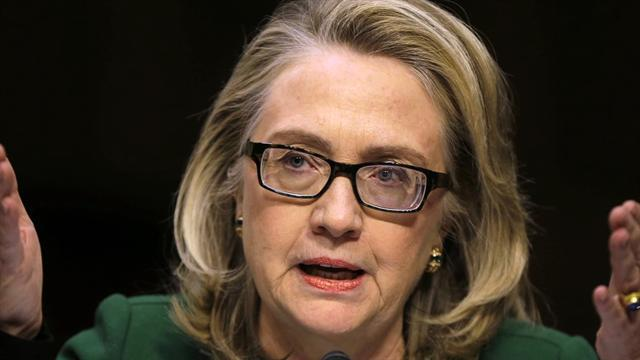 House GOP report blames Clinton for Benghazi
