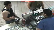 Video: Off-duty Cop Pulls Gun on Clerk