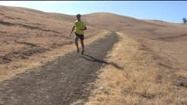 Runner Returns to Trail That Nearly Killed Him