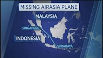 No sign of missing AirAsia plane