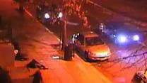 Raw: Police Release Surveillance of Drive-by