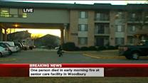 1 Dead, 2 Injured In Woodbury Senior Care Facility Fire