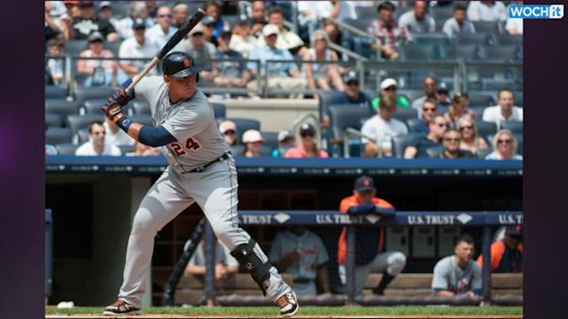 Tigers' Cabrera To Earn Record $292M Over 10 Years