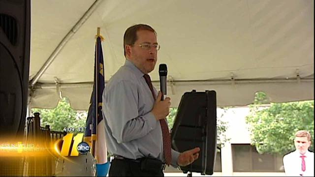 Norquist pushes for NC Senate tax plan