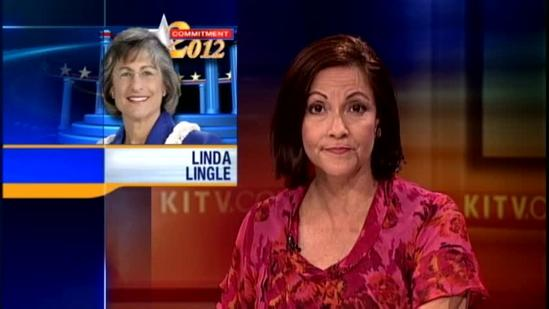 Linda Lingle vies for another career first
