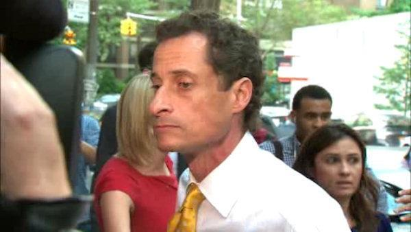 Anthony Weiner responds to growing sexting scandal
