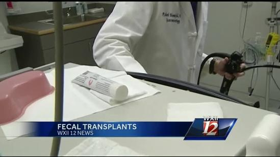 Fecal Transplants helping patients with C-Diff