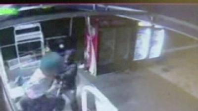 Surveillance Video Released In Gas Station Incident