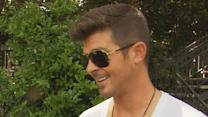 Robin Thicke Discusses YouTube Banning 'Blurred Lines' Music Video