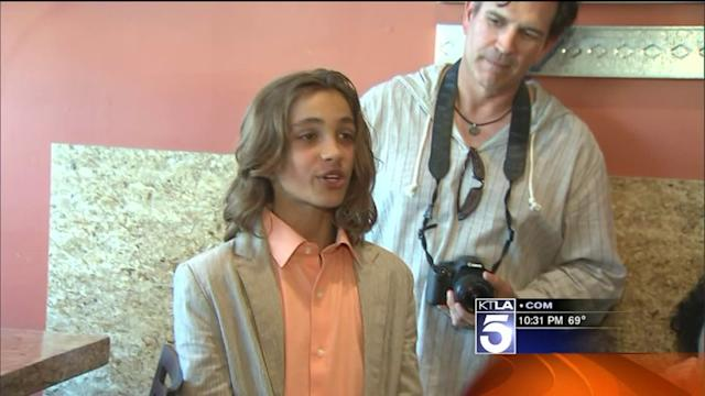 Boy Beats Cancer, Fundraises for Other Kids on Birthday