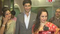 Hema Malini's younger daughter Ahana Deol gets engaged to a businessman