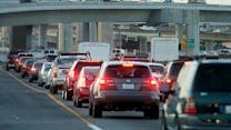 More drivers hit the road for Thanksgiving
