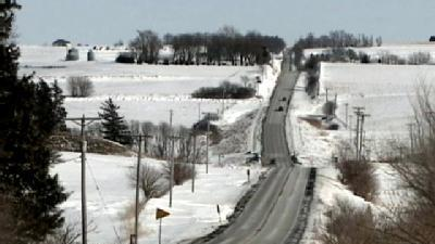 Highway 6 May Be Worst Winter Road