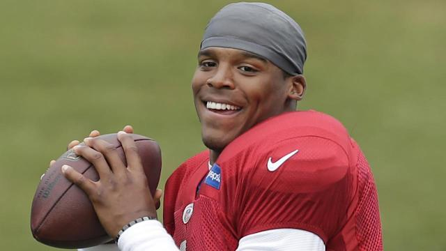 Cam Newton's status in limbo for Friday