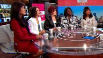 """The Talk"" hosts: Barbara Walters role model for women"