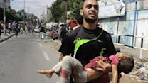 Airstrike in Gaza Kills Child Just After Unilateral Truce