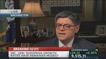 Lew: Europe needs to boost demand