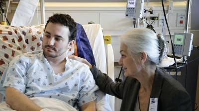 LAX Survivor: 'I Only Saw Me and Him'